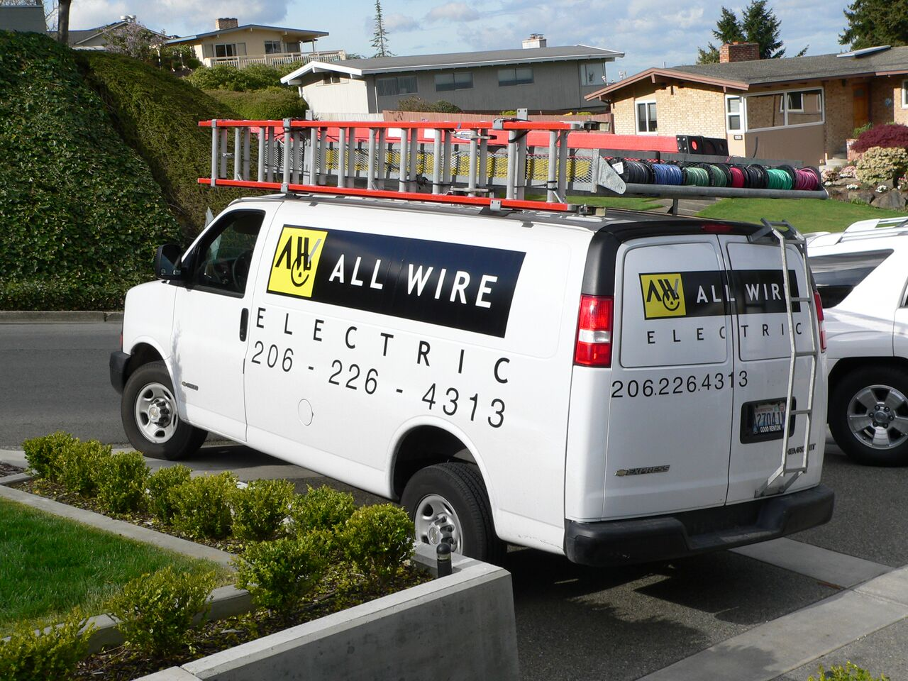 About All Wire Electric All Wire Electric Seattle 206 935 6100